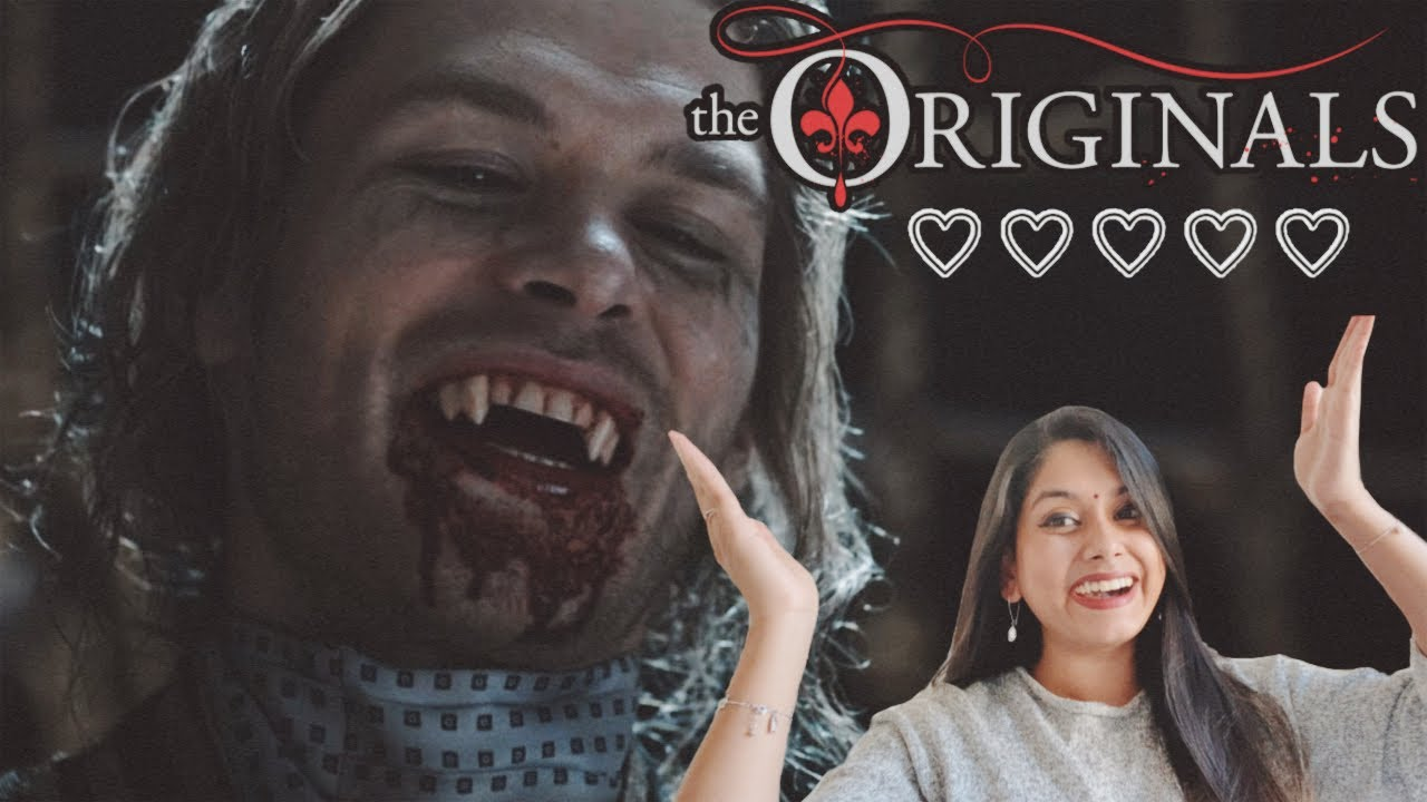 Download The Originals 1x1 ~ ''Always and Forever'' ~ Reaction
