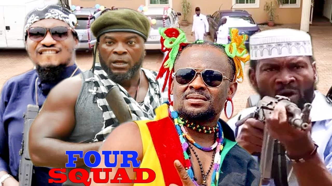 Download Four Squad Season 1 - Zubby Micheal|2019 Movie| Latest Nigerian Nollywood Movie