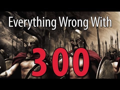 Everything Wrong With 300 In 10 Minutes Or Less poster