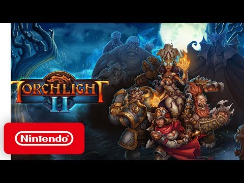 Torchlight 2 Switch Review – Pulling Us Back Under