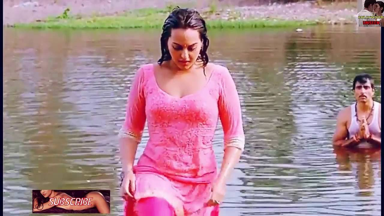 Akira Full Movie Actress Sonakshi Sinha Super Hot Wet Body Show Too Hot Latest Sensual Release  Youtube