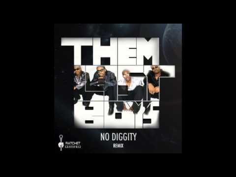 Blackstreet - No Diggity (Them Lost Boys Remix) [FREE DL]