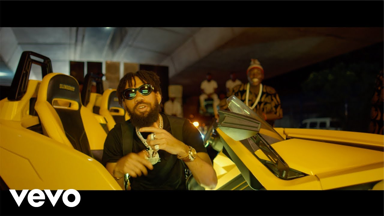 Download Phyno - For the Money (Official Video) ft. Peruzzi