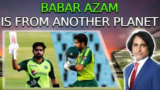 Babar Azam Is from another planet | PAK take series lead