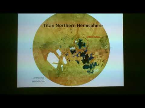 Bathymetry and Composition of Titan's Seas - M. Mastrogiuseppe (Part I)