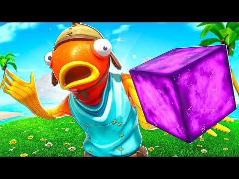 CUBE vs FISH