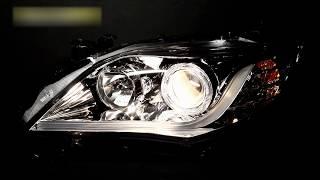 видео Тюнинг Тойота Королла 2008: передняя и задняя оптика