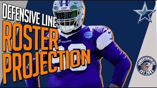 Dallas Cowboys Defensive Line Roster Projection | Maliek Collins Off PUP