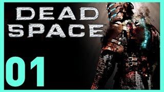 Dead Space Walkthrough - Chapter 1: New Arrivals [1080p, 60FPS]
