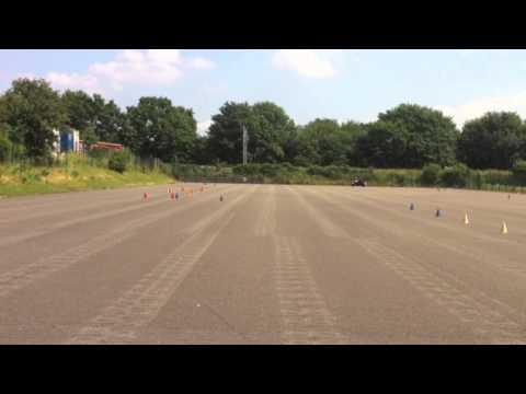 Motorcycle Module 1 Test Avoidance Exercise