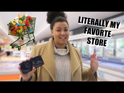 Come Grocery Store Shopping With Me In Belgium! 🛒 VLOG #12