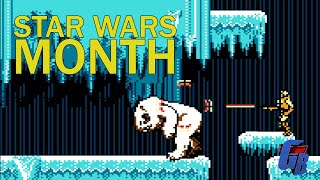 The Empire Strikes Back (NES) - Star Wars Month [GigaBoots]