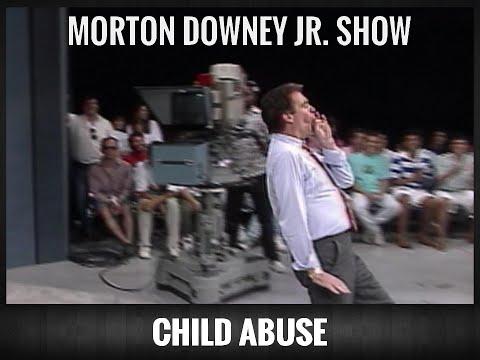 Morton Downey Jr Show: Child Abuse