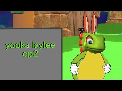 Big yookus (yooka laylee ep2) slink games |