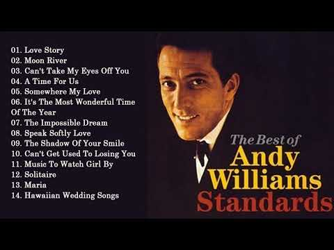 Andy Williams Greatest HIts Full Album -  Best Songs Of Andy Williams mp3 letöltés