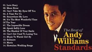 Andy Williams Greatest HIts Full Album -  Best Songs Of Andy Williams