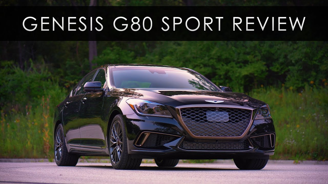 2018 genesis review.  genesis review  2018 genesis g80 sport short on intended genesis review