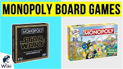 10 Best Monopoly Board Games 2020