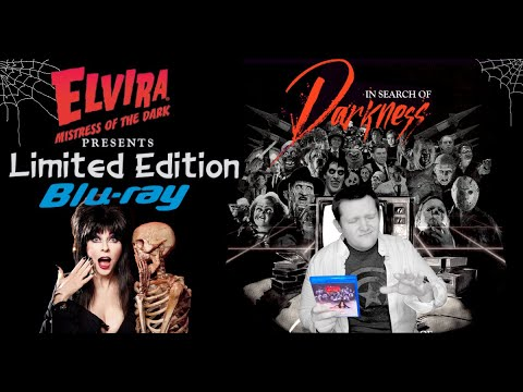 Download In Search Of Darkness Elvira Limited Edition Review
