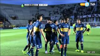 Lanús 0 - 2 Boca Juniors - Semifinal Copa Argentina 2015