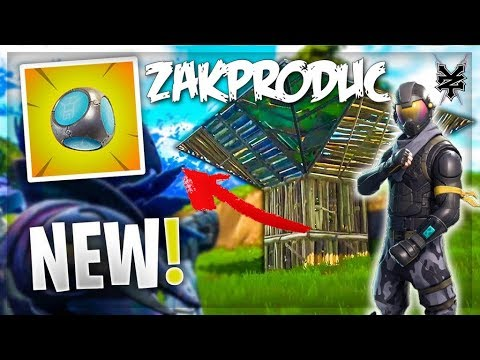 """NEW FORTNITE """"Port-a-Fort"""" 
