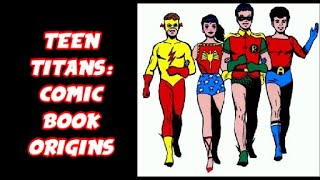 Teen Titans Vs. Adult Education : The Brave & The Bold #54 - Comic Book Origins