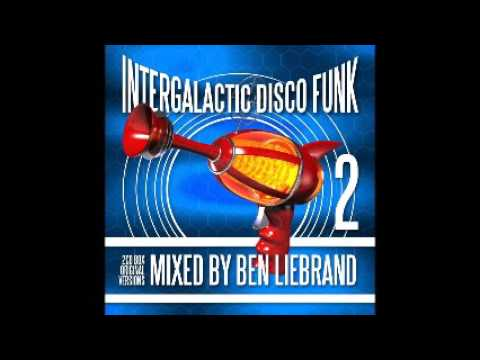Ben Liebrand's Intergalactic Disco Funk series 2 (part 2) Over one hour of Disco Funk Power!