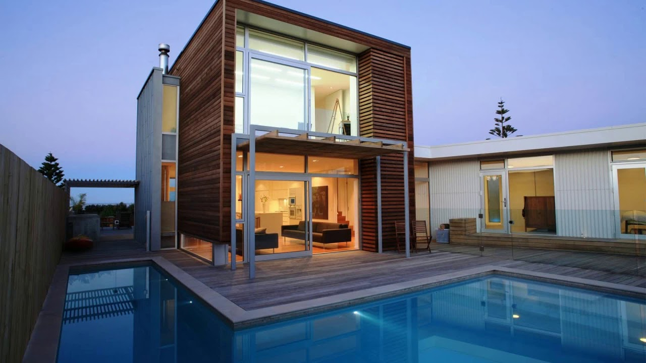 Minimalist House Design Ideas 2018 Famous Modern Home