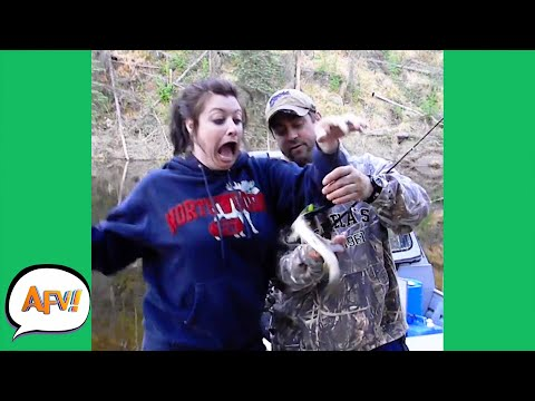 GREAT Outdoors?! More Like HATE Outdoors! 😅😆 | Funny Fails | AFV 2020