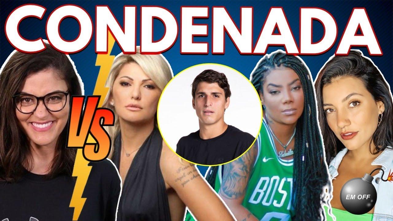 Tati Martins VS Antonia Fontenelle, Caso Prior, Kelly Key criticada, Ludmilla e mais! | Em Off