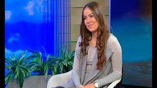 Участница телепроекта «Голос» Лилия Замулина: о незабываемых эмоциях на сцене