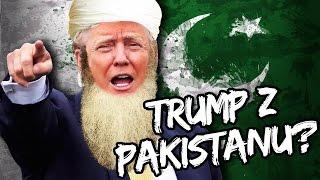 Czy DONALD TRUMP pochodzi z PAKISTANU?
