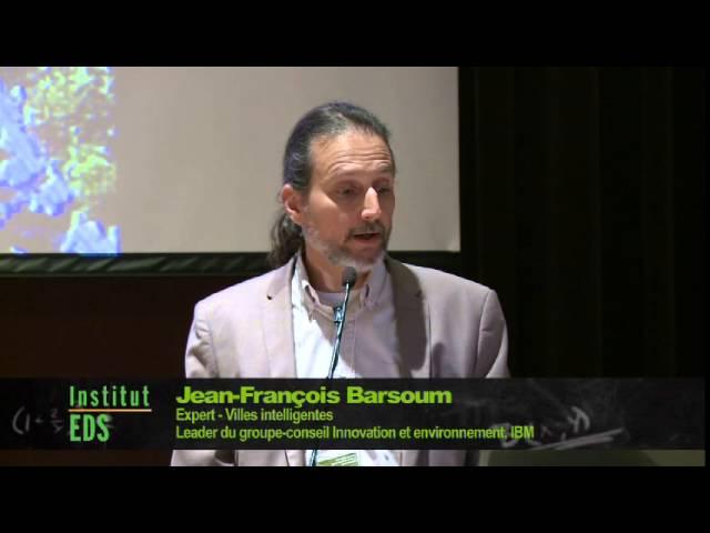 J-F. Barsoum - Données environnementales et gestion territoriale