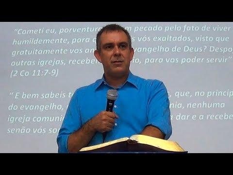 O TRABALHO PASTORAL - Alan Capriles