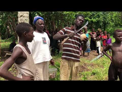 Sierra Leone August 2018