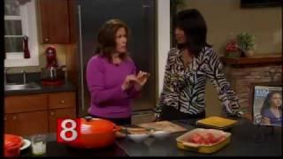 White Wine Chicken Stew With Pam Anderson