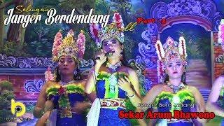 Download Video Janger sekar arum bhawono berdendang //  FULL Part 2 MP3 3GP MP4