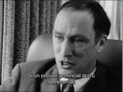 Pierre E. Trudeau - Le nationalisme québécois