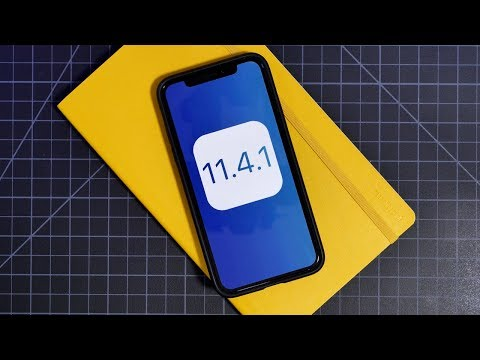 iOS 11.4.1 Released! Battery Drain Fix & More!
