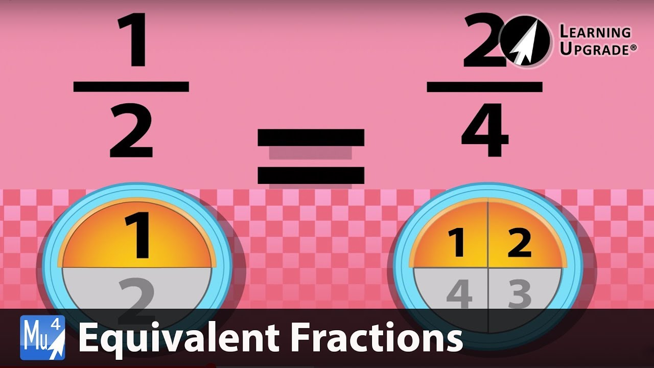 What are equivalent fractions and simplifying fractions?   TheSchoolRun [ 720 x 1280 Pixel ]