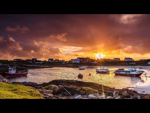 Landscape photography   The Isle of Tiree, Scotland