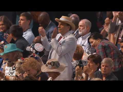 Watch the Rev. Jesse Jackson