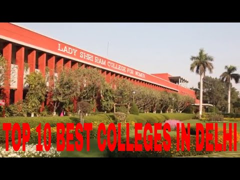 TOP 10 colleges in Delhi 2018 for science,commerce and arts