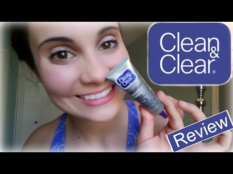 hqdefault - Clean And Clear Acne Gel Review