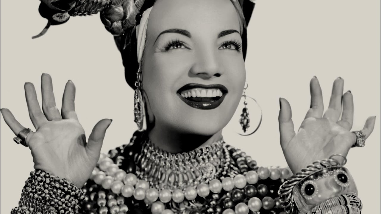 5a75da39f77 Carmen Miranda - Documentary - Beneath the Tutti Frutti Hat - YouTube