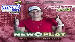 NEW PLAY - CD PROMOCIONAL 2018 MUSICAS NOVAS (AndreCDs O Moral De Ibicoara)