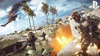 Battlefield 4: You sunk my Battleship!! - Naval Strike PS4 BF4