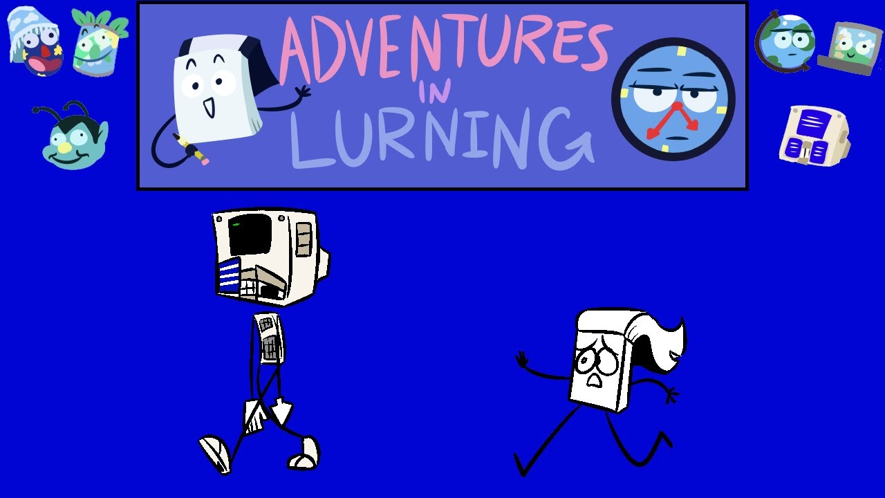 Sketchbook and Tony Adventures - Episode 20: The Vicious Cycle... (FINALE)