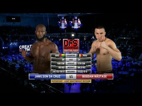 Dynamite Fighting Show - Janu da Cruz vs. Bogdan Nastase