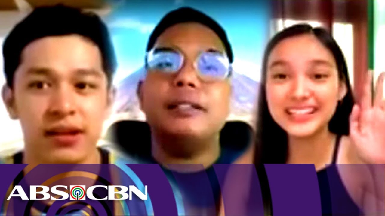 KarJon goes on a virtual Philippine trip in Where Am I Challenge | Kapamilya Chat Exclusives